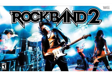 Rock Band 2 Special Edition - Wii - IGN