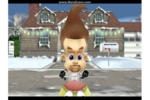 Jimmy Neutron Vs Jimmy Negatron Part 5 - YouTube