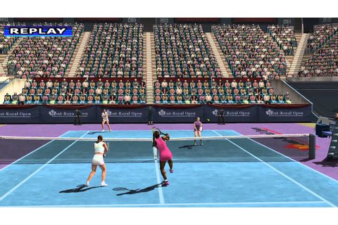 Dolphin Emulator 4.0-4701 | WTA Tour Tennis [1080p HD ...