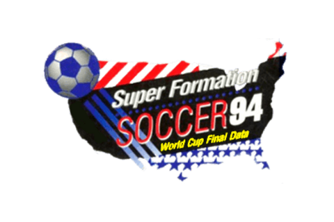 Super Formation Soccer 94: World Cup Final Data Details ...