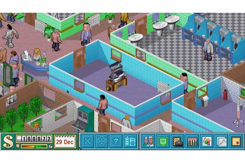 A New Theme Hospital Or Black & White Game Could Be ...