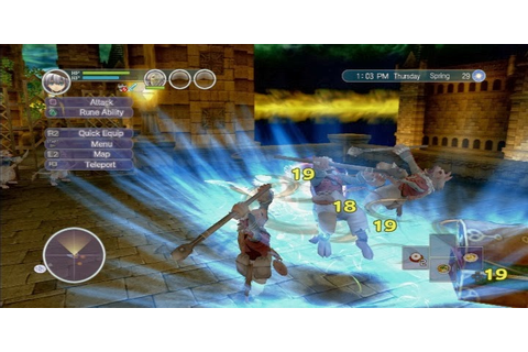 [PS3] Rune Factory: Tides of Destiny | Download Game Full Iso