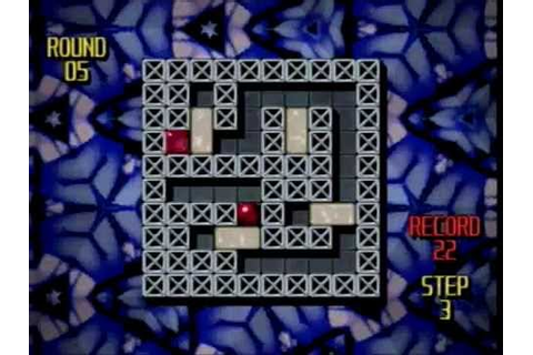 Turnabout (PS1) - 17 levels + Custom puzzle - YouTube