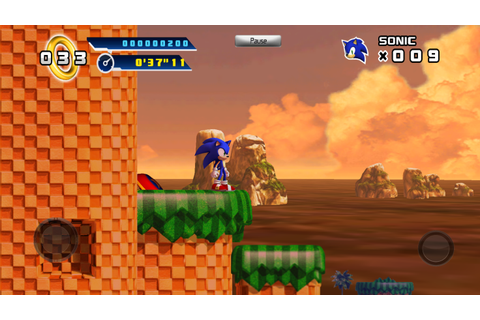 Sonic the Hedgehog 4 Episode 1 v1 0r9 2011 Multi6 PC Game