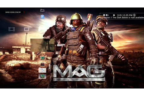 MAG (MAG: Massive Action Game) NO SERVER - Sony ...