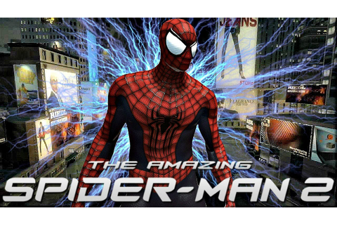 The Amazing Spider-Man 2-Gameplay Details! (Play as Peter ...