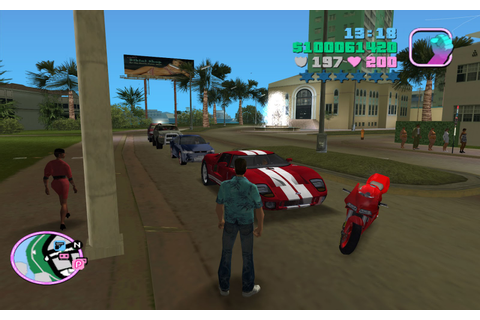 GTA Grand Theft Auto Vice City Game Free Download Full ...