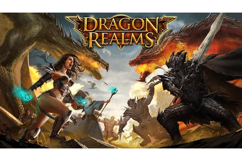 Dragon Realms, GREE's New Freemium Fantasy RPG, Sets Fire ...