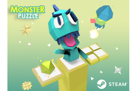 Monster Puzzle avaible Steam news - Indie DB