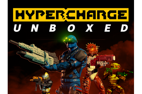 HYPERCHARGE: Unboxed Windows game - Mod DB