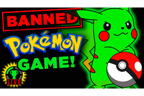 BANNED Pokemon?! - Pokemon Uranium Fan Game - YouTube