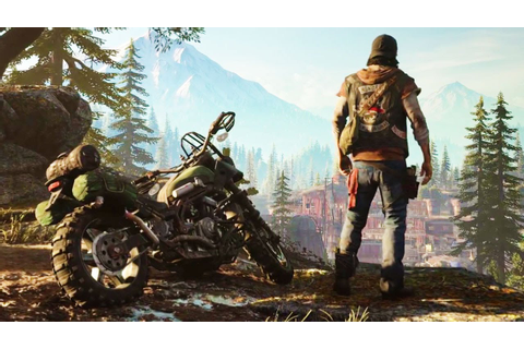 FIRST LOOK! DAYS GONE Gameplay Trailer! New PS4 Open World ...
