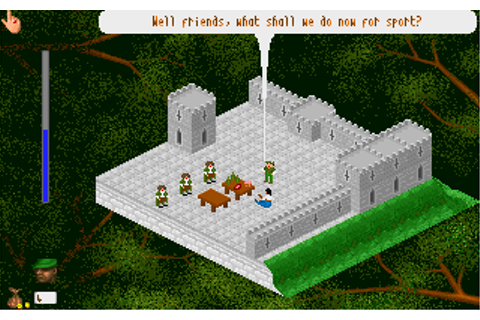 Download Adventures of Robin Hood, The | Abandonia