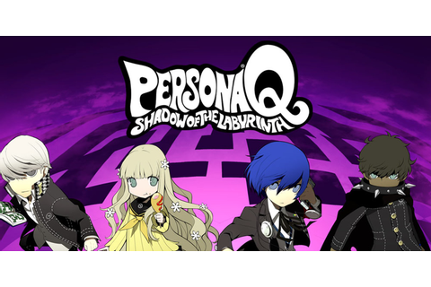 Persona Q: Shadow of the Labyrinth | Nintendo 3DS | Games ...