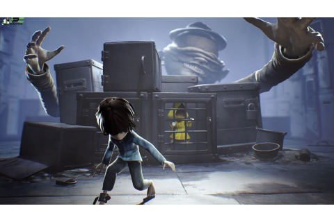Little Nightmares Secrets of The Maw Chapter 3 PC Game ...
