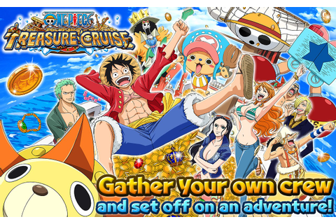 "10M Downloads Japanese Mobile Game ""One Piece Treasure ..."