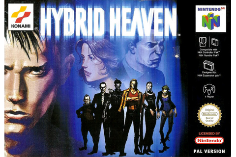 Hybrid Heaven Review - N64 | Nintendo Life