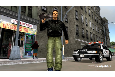 GRAND THEFT AUTO 3 PC GAME FREE DOWNLOAD FULL VERSION [113 ...