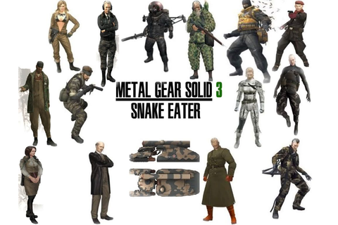 Game On The Way: Metal Gear Solid 3 : Snake Eater Tips!!!