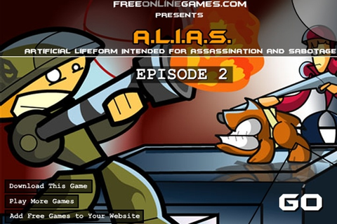 A.L.I.A.S. 2 aka Alias Game - Army games - Games Loon