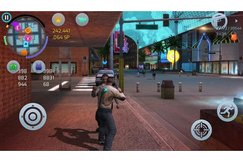 ANDROID OPENWORLD GAME - GANGSTAR VEGAS APK FULL VERSION