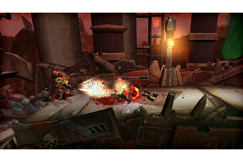 Mobile Game: Warhammer 40,000: Carnage (iOS) :: Games ...