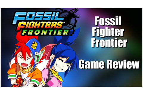 Fossil Fighter Frontier review for Nintendo 3Ds XL - YouTube
