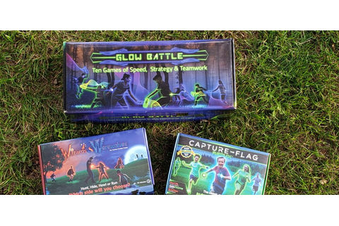 Review & Giveaway: Starlux Games Outdoor Games - The ...