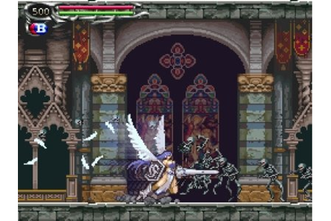 Castlevania Dawn of Sorrow - NDS - Review