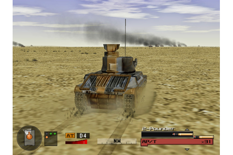 Panzer Front Ausf B PcSX2 on the PC | The Antisocial Gamer