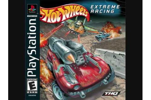 Hot Wheels Extreme Racing Music-Menú 2 - YouTube