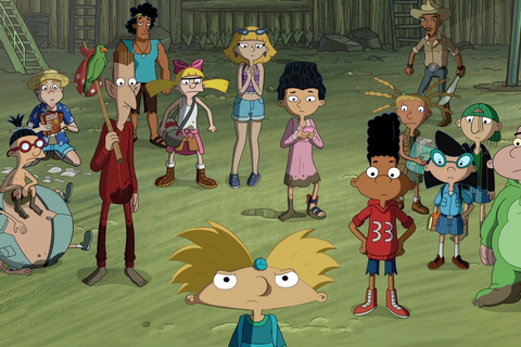 Hey Arnold: The Jungle Movie: Review | The Masculine Epic