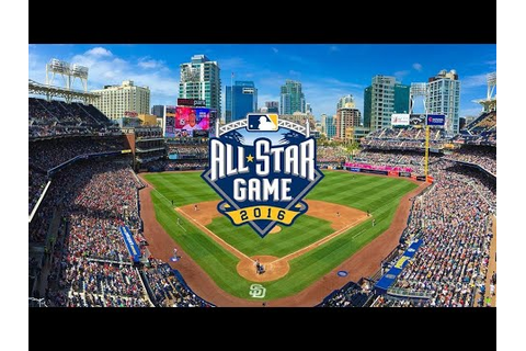 MLB | 2016 All-Star Game Highlights - YouTube