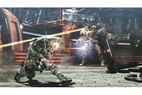 Video Game Review: Vanquish [Xbox 360, 2010] – The Warning ...