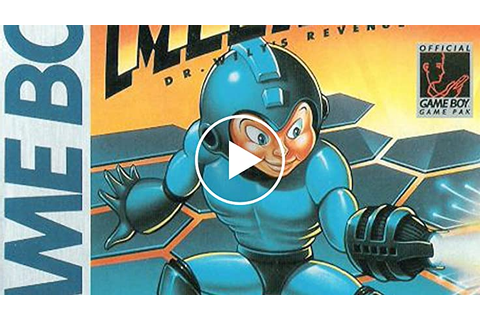 CGRundertow MEGA MAN: DR. WILY'S REVENGE for Game Boy ...