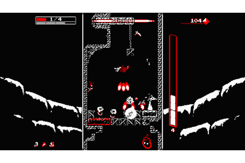 Downwell PS Vita Review: Turn on, Tune in, Drop Down | USgamer
