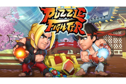 Puzzle Fighter by Capcom (iOS/Android) gameplay - YouTube