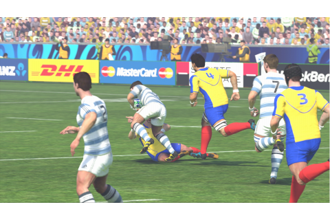 Rugby World Cup 2011 (PS3 / PlayStation 3) Game Profile ...