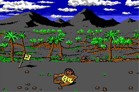 Download Caveman Ugh-Lympics - My Abandonware