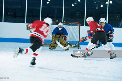 Ice Hockey Game High-Res Stock Photo - Getty Images