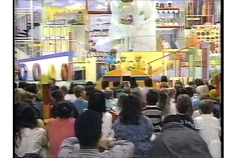Fun House (USA)- game show full episode- May 11, 1989 ...