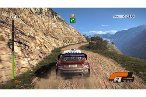 WRC 4 FIA World Rally Championship PC Digital - CD Keys ...