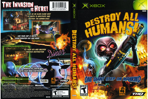 Destroy All Humans!' Slayed Xenophobes Pre-Trump | Inverse