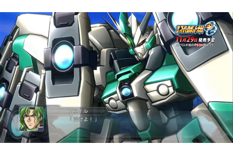 2nd Super Robot Wars Original Generation - PV4 (HD ...