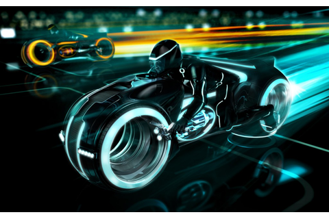 Can we get a TRON light cycle game please : PSVR
