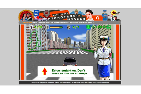 Web Wednesday - Hong Kong: Pyongyang Racer - North Korean ...