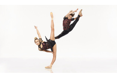 Avery and Marcus Rock-and-Roll Ballet on 'World of Dance ...