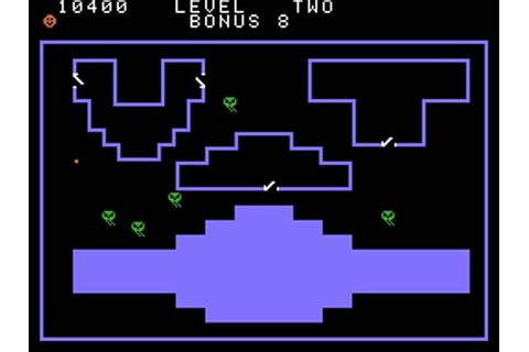 Venture Review for ColecoVision (1982) - Defunct Games