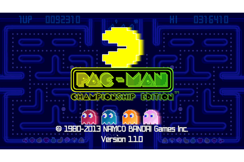 PAC-MAN Championship Edition - Android Apps on Google Play