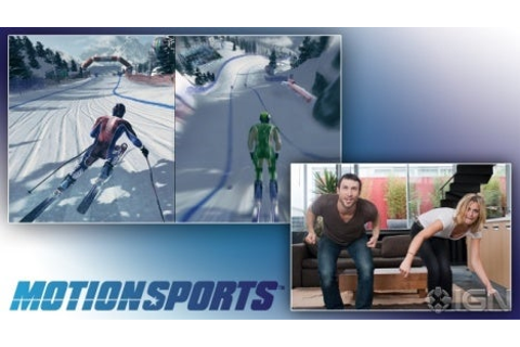 MotionSports Kinect Review - IGN
